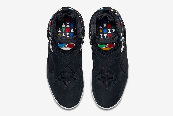 Air Jordan 8 Quai 54 Release Date Top