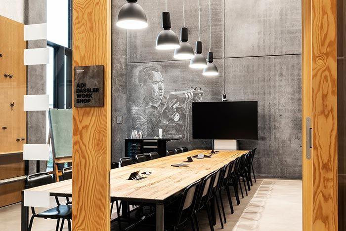 Adidas Hq Arena Meeting Room
