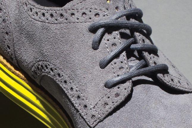 Nike Lunar Wingtip Cole Haan Laces 1