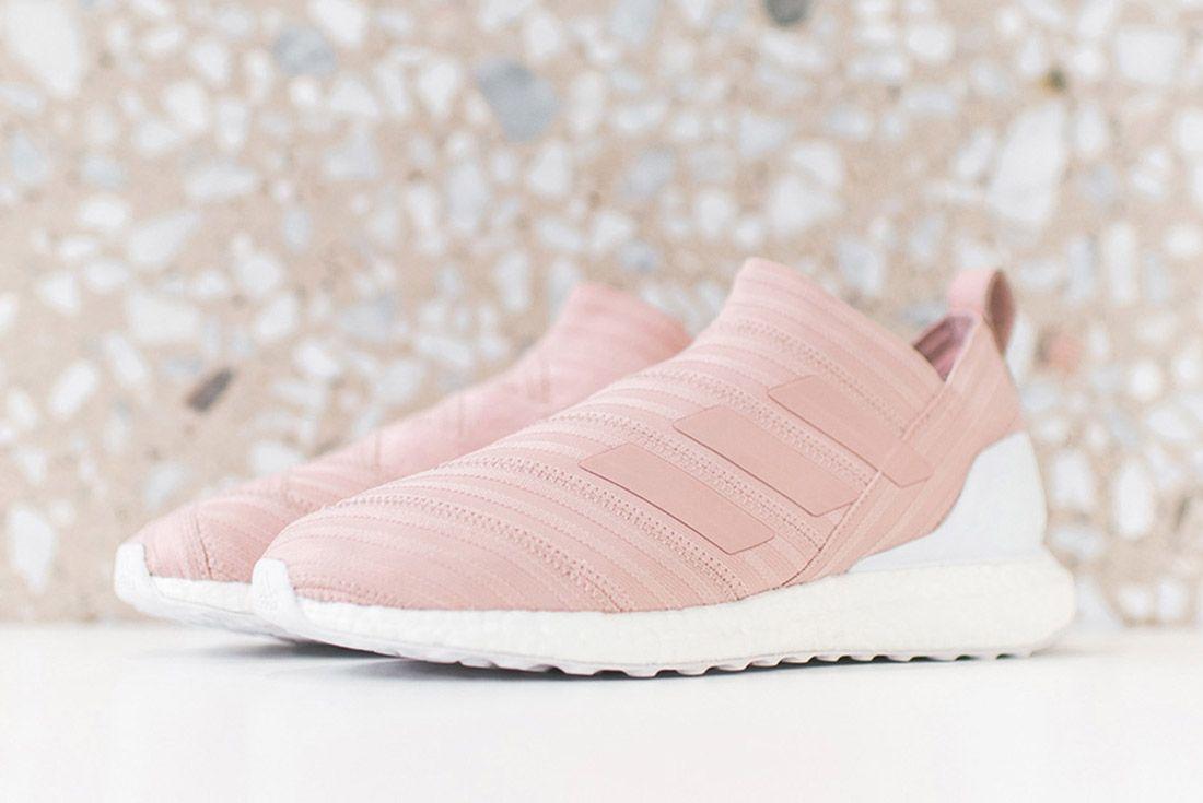 Adidas Kith Nemeziz Pink Flamingo 6