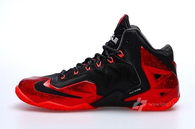 Nike Lebron 11 Miami Heat Away Update 9