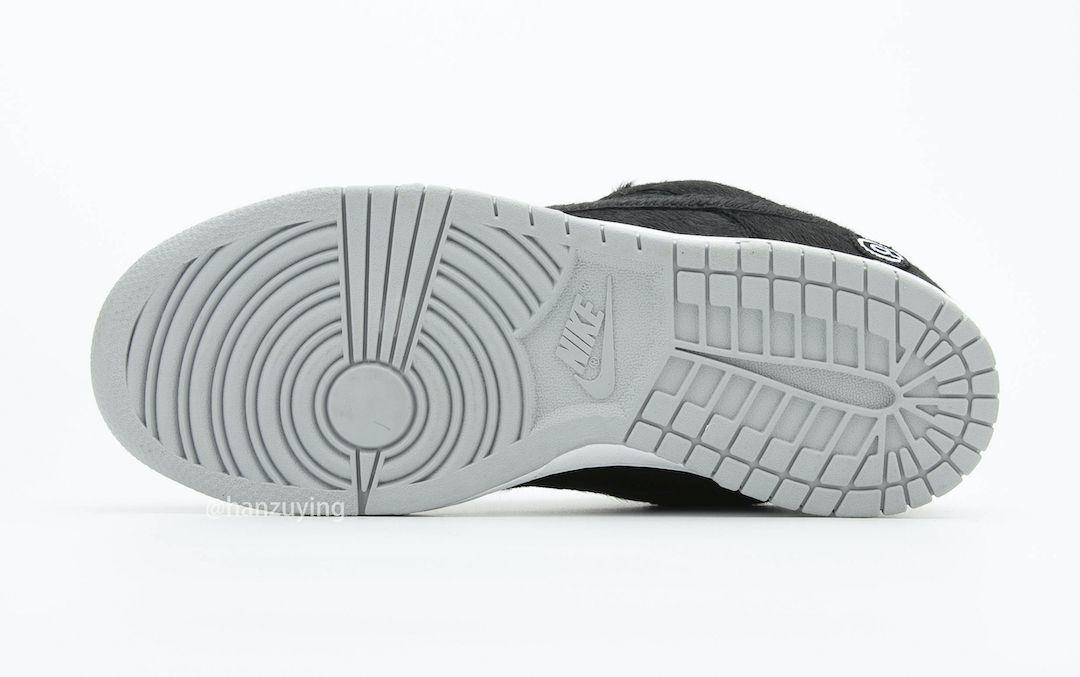 Medicom Nike SB Dunk Low Bear Brick Sole