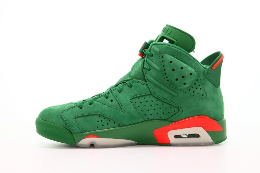 Gatorade X Air Jordan 6 Pine Green Release Date Sneaker Freaker 13