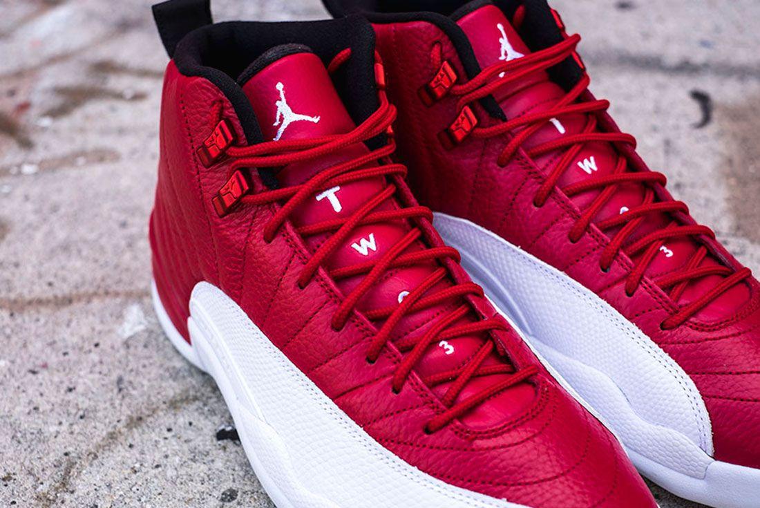 Air Jordan 12 Gym Red 4