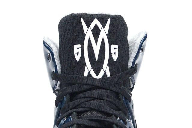Adidas Mutombo Black Patent 2