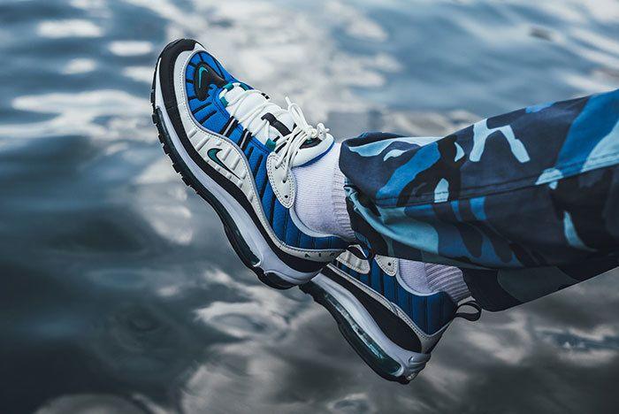 Nike Air Max 98 Nebula Blue 4