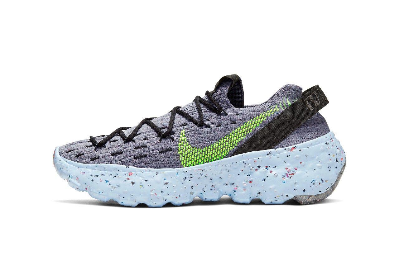 Nike space hippie volt