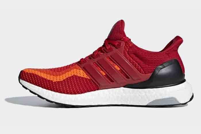 Adidas Ultraboost 2 0 Red 2