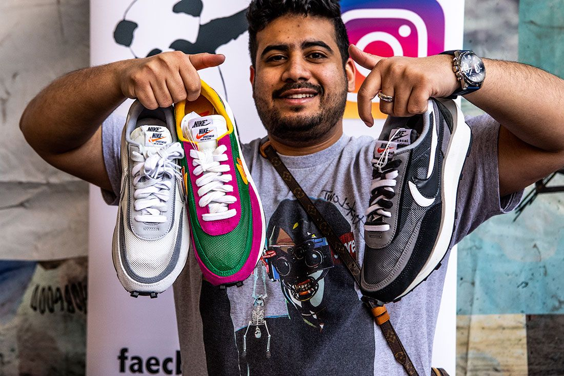 Sneaker Freaker Swap Meet October 201964