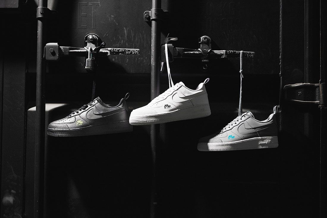 Nike Air Force 1 Jd Sports Hanging Line