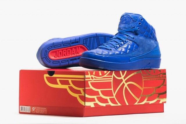 Just Don Air Jordan 2 Italian Made 7