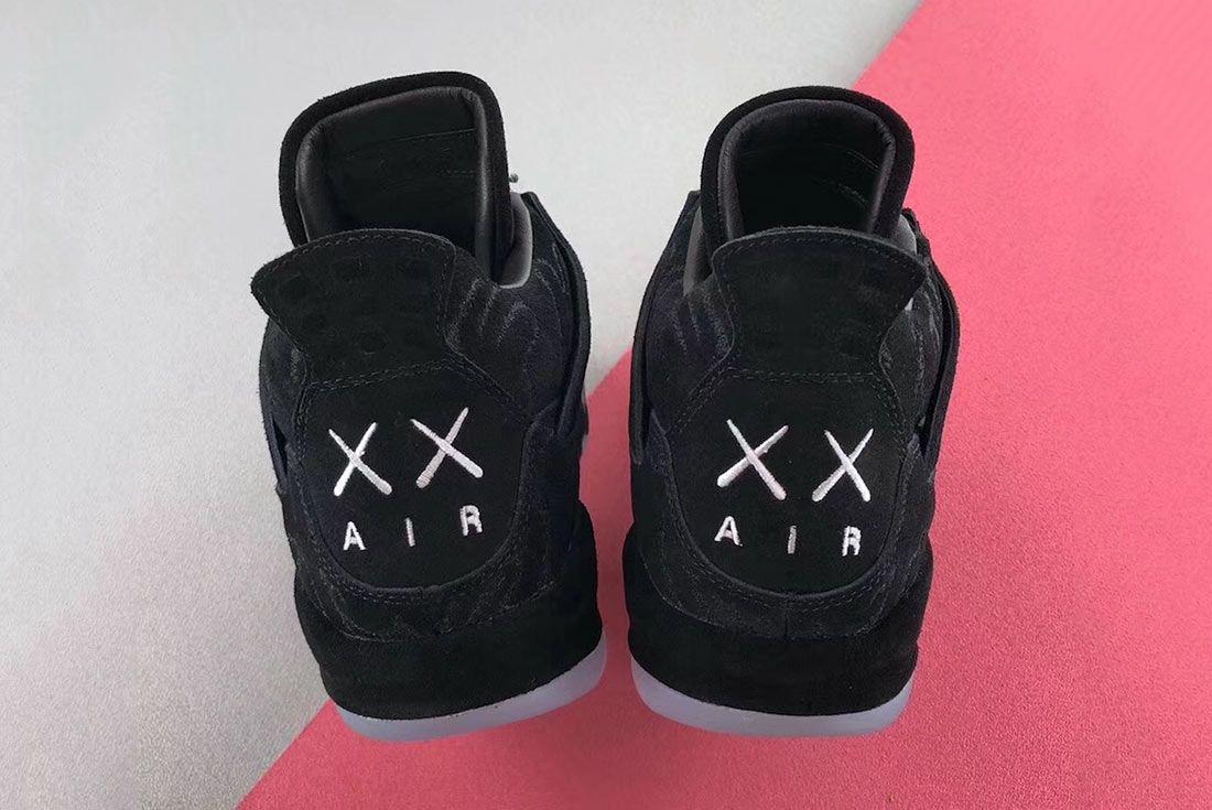 Kaws X Air Jordan 4 Release Date 3