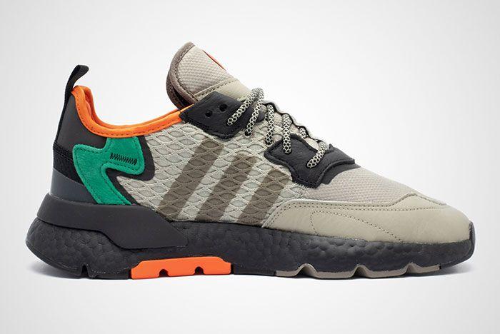 Adidas Ee5569 Nite Jogger Medial