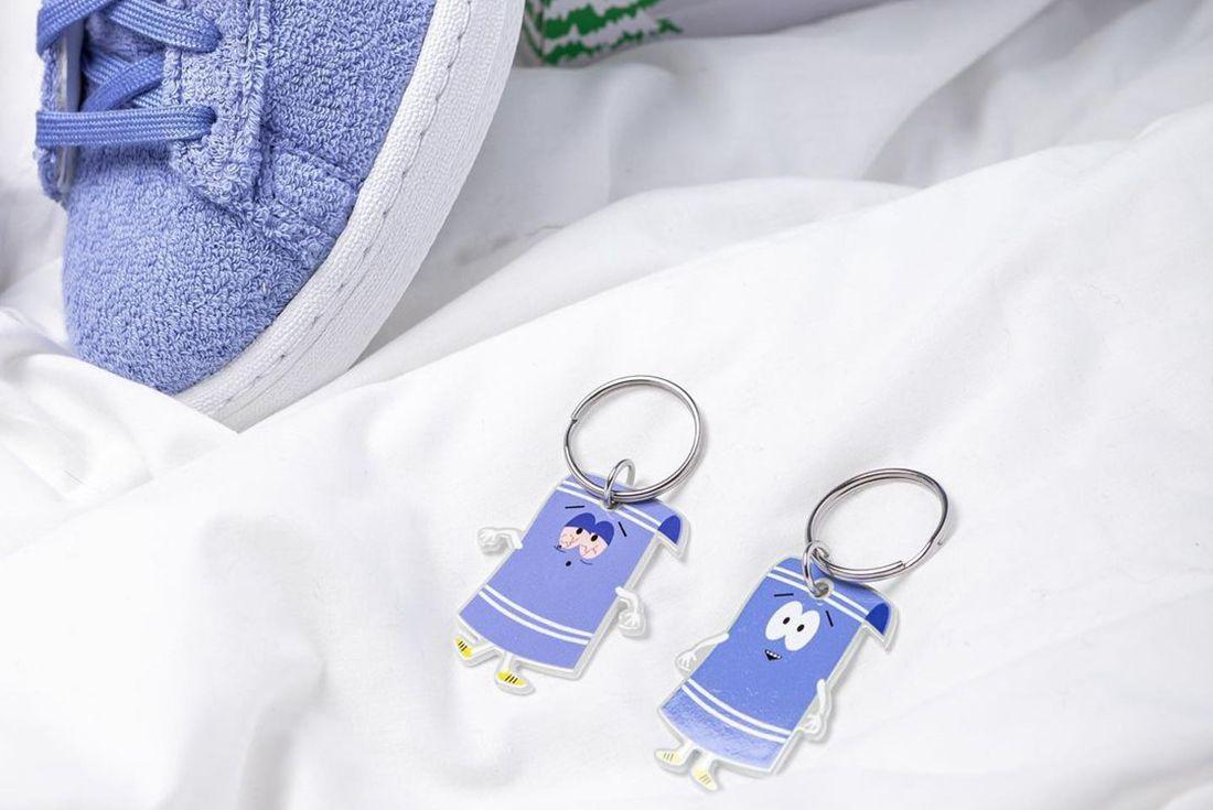 South Park x adidas Campus 80 Towelie