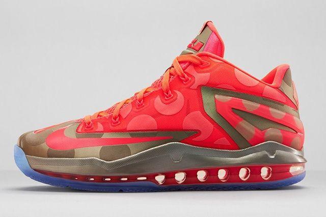 Nike Lebron 11 Maison Collection 5