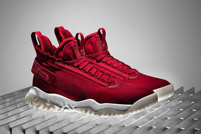 Jordan Proto React Release Date Red Pair Side