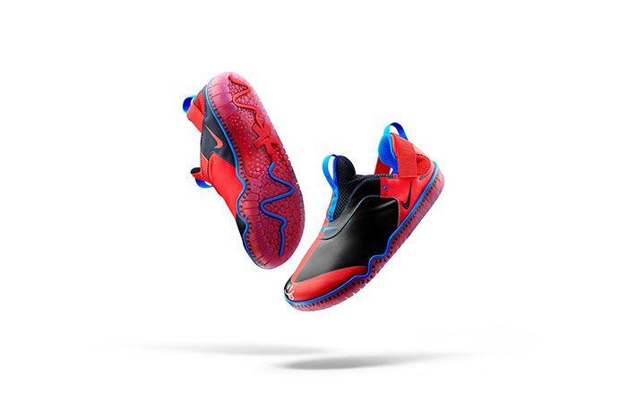 Nike Air Zoom Pulse Doernbecher Red Black