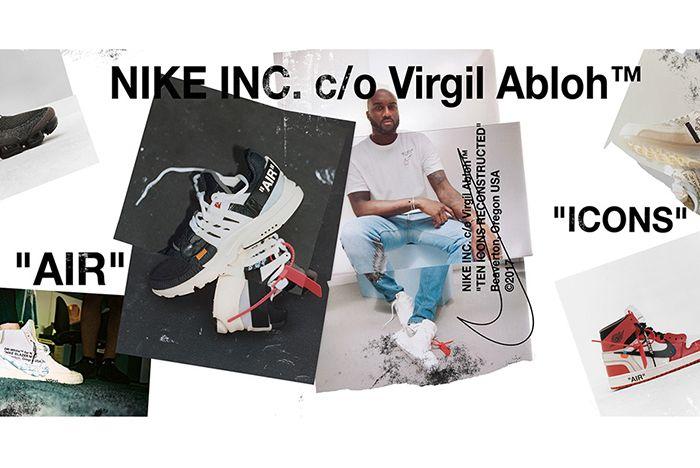 Off White X Nike The Ten 10