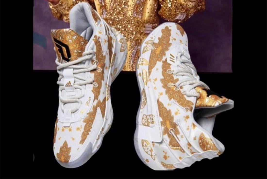 ric flair adidas dame 7