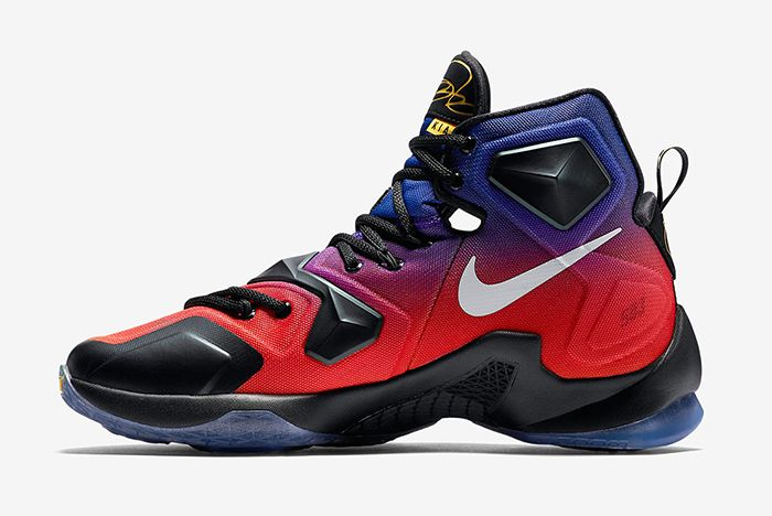 Nike Lebron 13 Doernbecher Freestyle Collection 20155