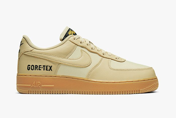 Sneakers To See Out The Decade Goretex Air Force 1