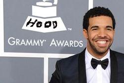 Thumb Drake Hood Grammies