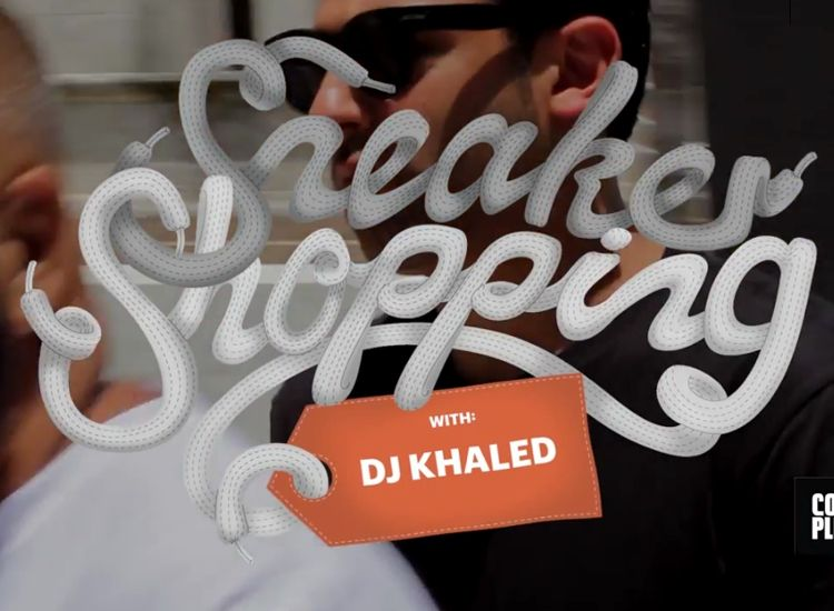 Sneaker Shopping Dj Khaled1