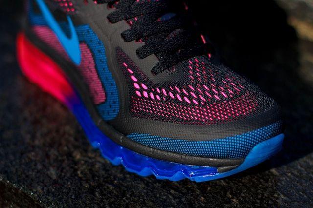 Nike Air Max 2014 Wmns Photo Blue Hyper Pink 1