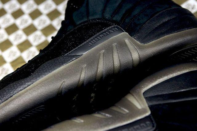 Air Jordan 12 Ovo Black 7