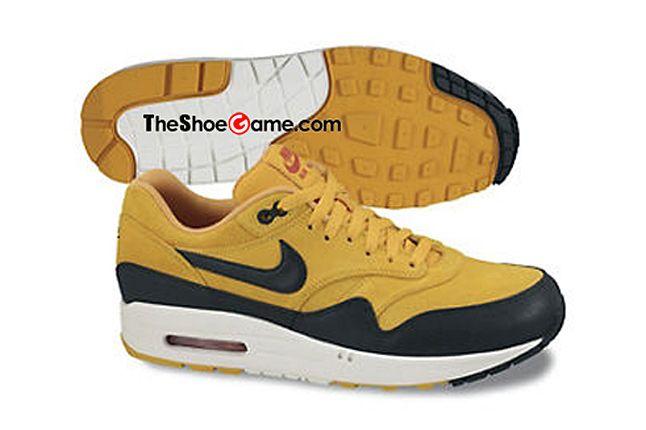 Nike Air Max 1 Yellow 1