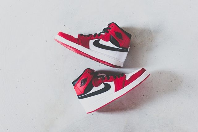 Air Jordan 1 Ko High Chicago 2