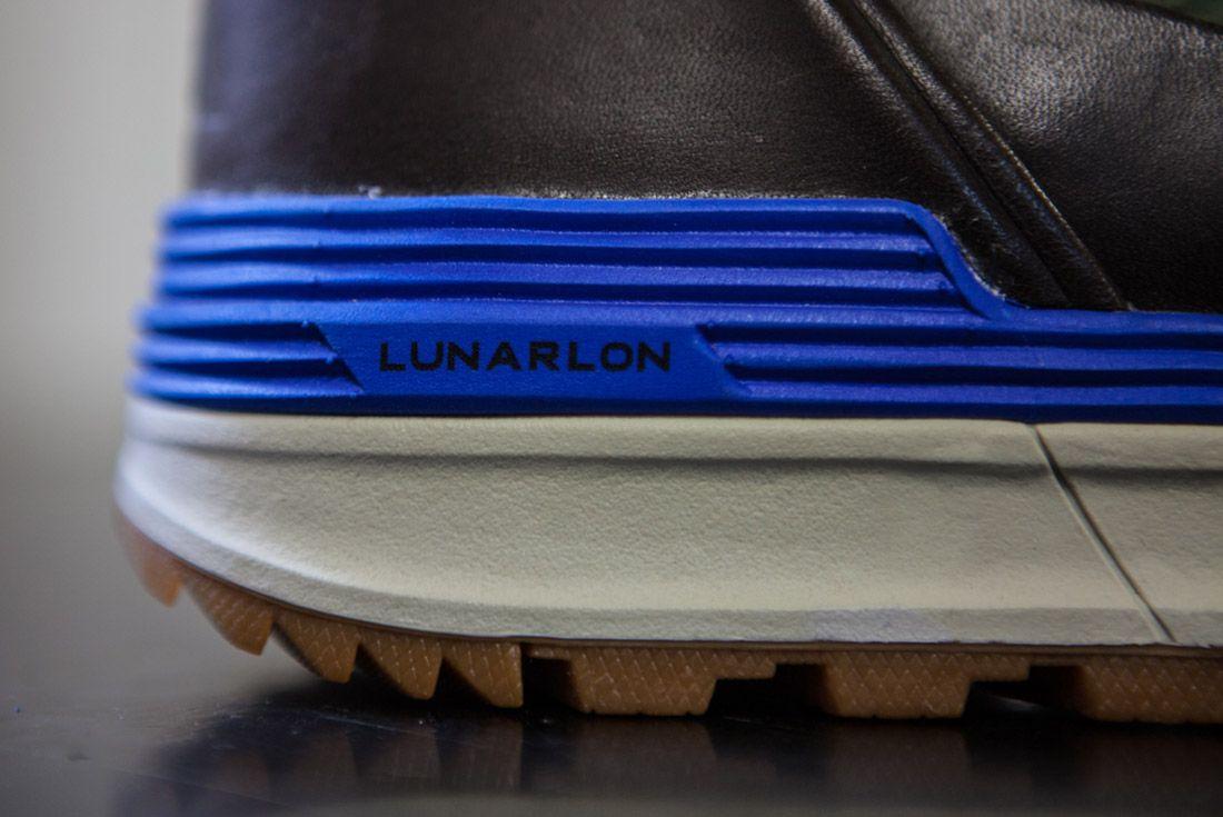 Material Matters Lost Soles Nike Lunarlon