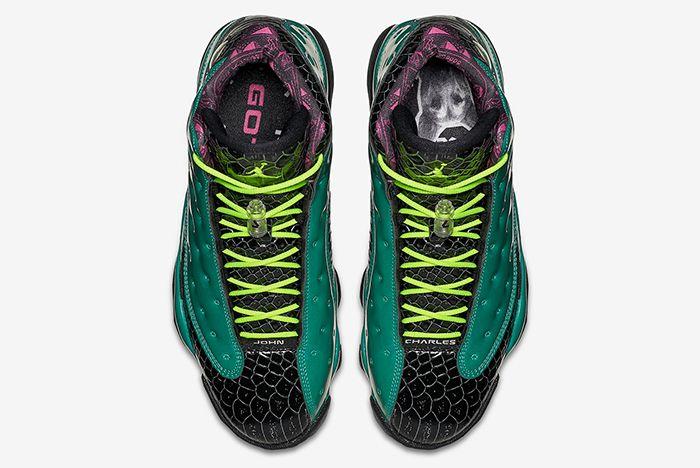 Air Jordan 13 Doernbecher Freestyle Collection 20153