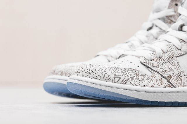 Air Jordan 1 Laser Bumperoo 2