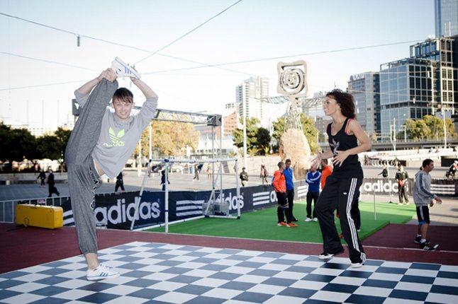 Adidas Nite Dance 3 1