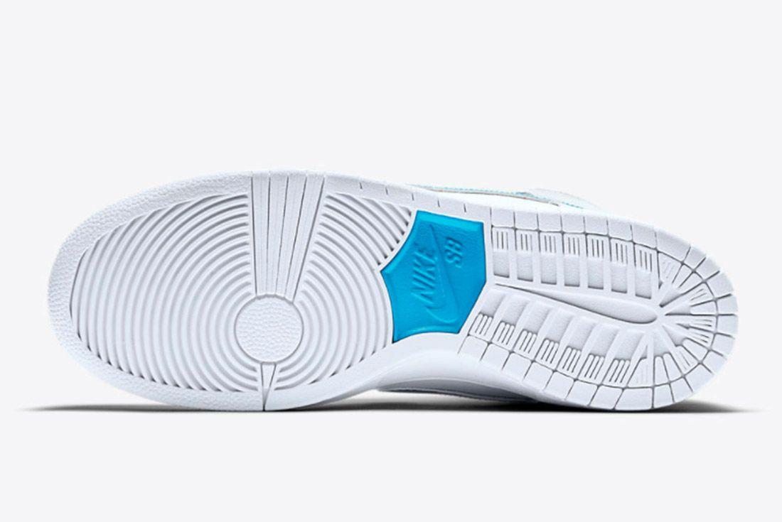 Nike Sb Dunk High Mulder 5