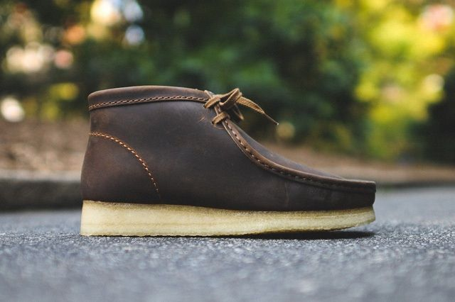 Clarks Wallabee Boot Fall Winter Releases 12