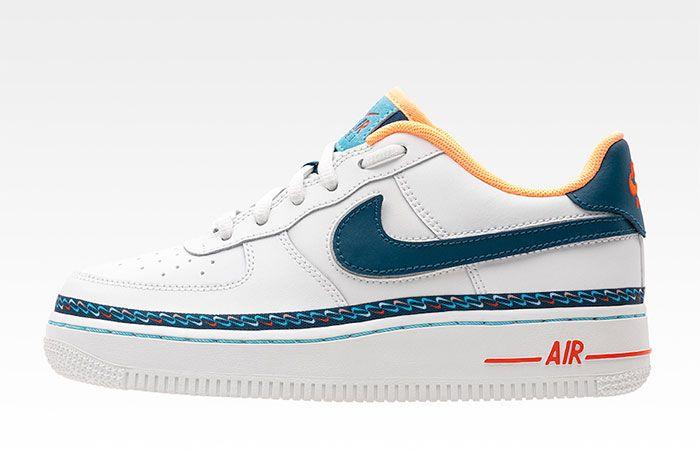 Nike Air Force 1 Swoosh Chain Pack Left