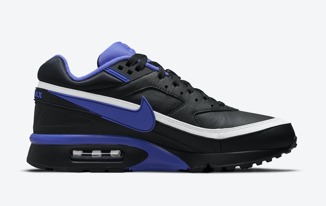 Nike Air Max BW Persian Violet Leather