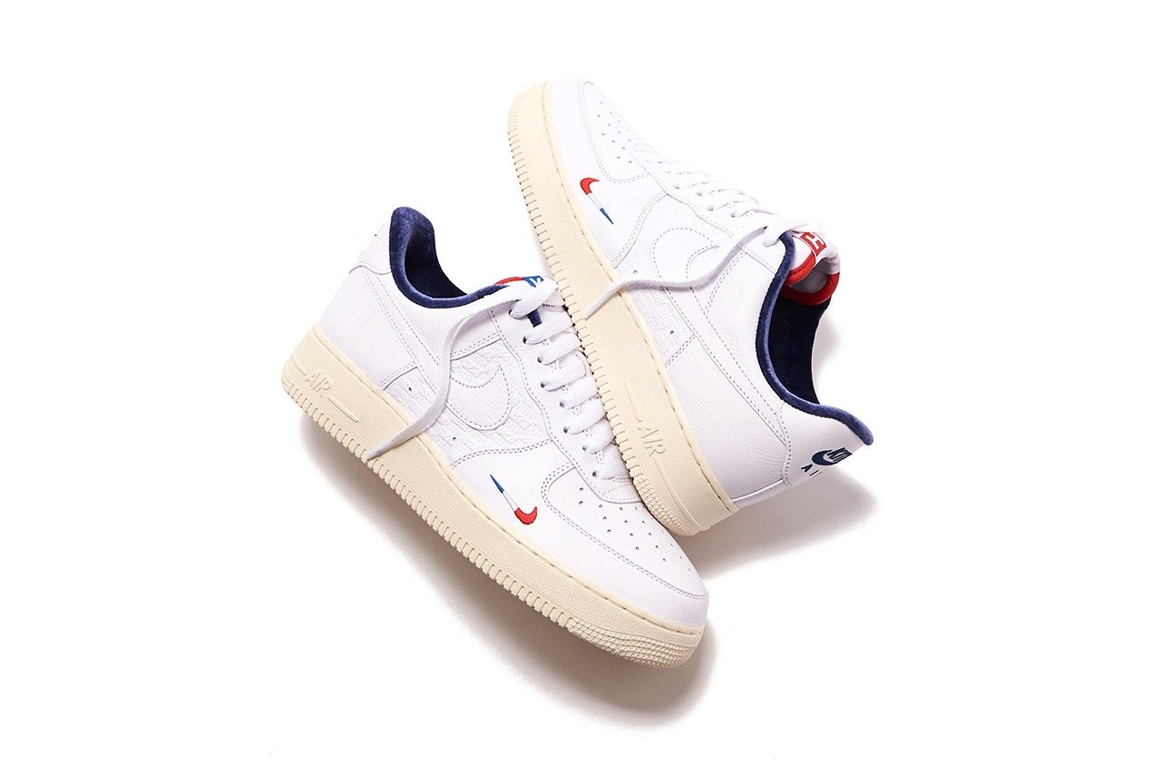 Kith x Nike Air Force 1 Low 'Paris'