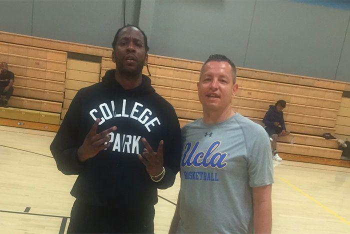 Kanye Debuts New Basketball Sneakers 2