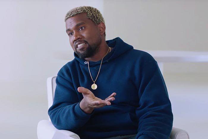 Kanye Explains Sandals 1