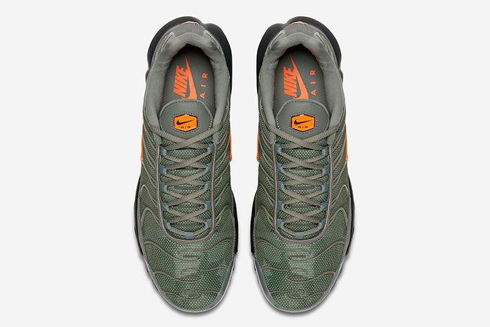 Nike Air Max Plus Grey Sneaker Freaker 3