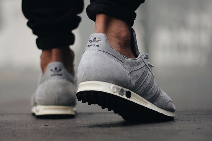 Adidas La Trainer Og Solid Grey5