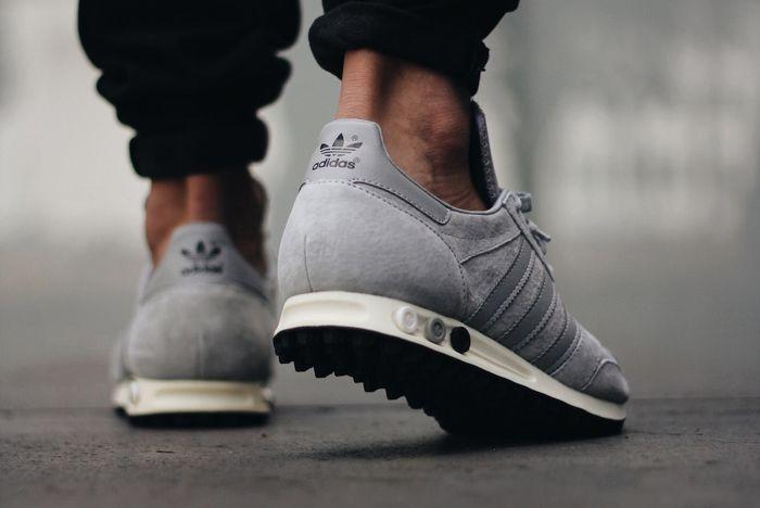 Adidas La Trainer Og Solid Grey5