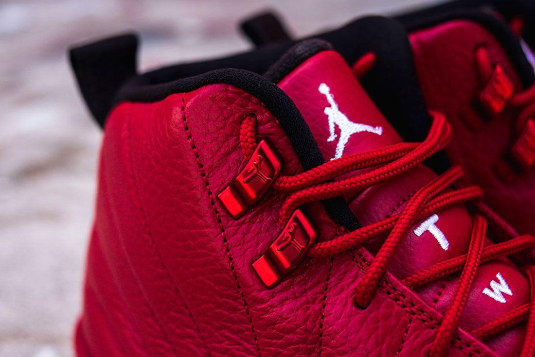 Air Jordan 12 Gym Red 5