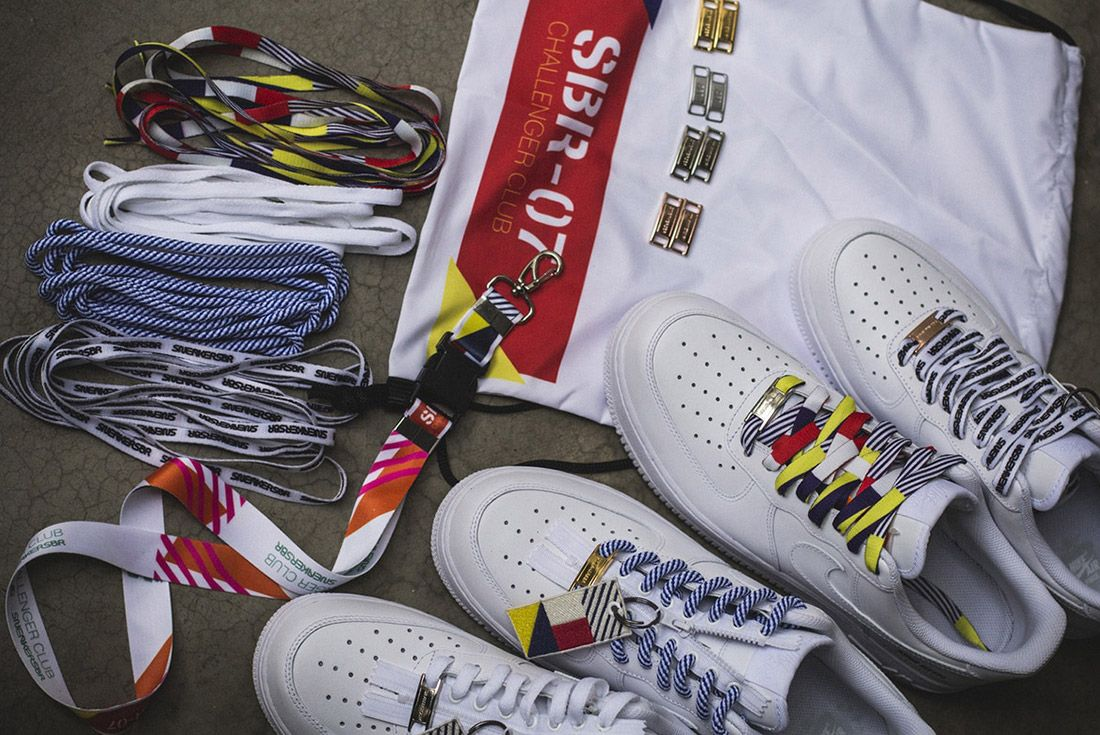 Sneakers Br X Nike Air Force 1 2