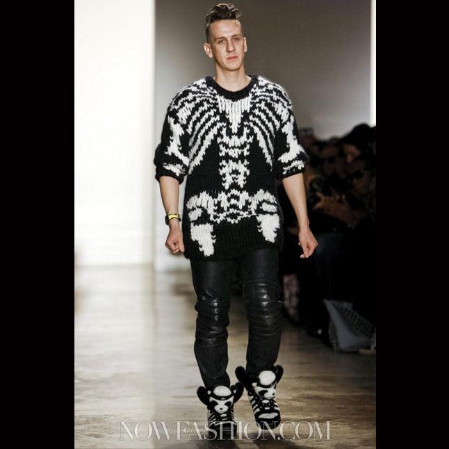 Jeremy Scott Ny Fashion Week 1 2