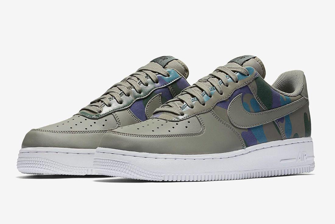 Nike Air Force 1 Country Camo Sneaker Freaker 4