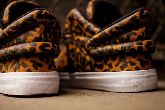 Supra Falcon Cheetah Heel Detail 1